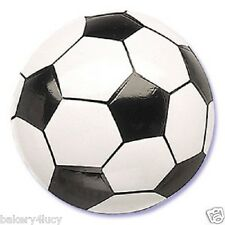 NEW SOCCER TEAM SPORTS POP TOP LAYON CAKE TOPPER CUPCAKE BIRTHDAY PARTY