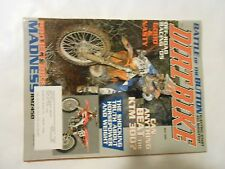 MAY 2005 DIRT BIKE MAGAZINE,BATTLE OF THE BUTTON,KTM 300,SUZUKI RMZ450,AMA