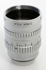 Angenieux 75mm (3 inch) f2.5 C Mount Lens