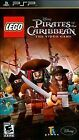 NEW/SEALED LEGO PIRATES OF THE CARIBBEAN THE VIDEO GAME PSP PLAYSTATION PORTABLE