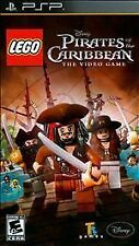 PSP LEGO Pirates of the Caribbean: The Video Game
