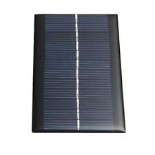 Mini 6V 2W 400 ma Solar Power Panel Solar System For Battery Cell Phone Charge