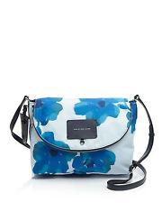 Marc by Marc Jacobs Preppy Legend Painted Defaced Floral Natasha Crossbody Bag