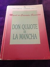 Don Quijote de la Mancha (version resumida)