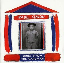 PAUL SIMON : SONGS FROM THE CAPEMAN / CD - TOP-ZUSTAND