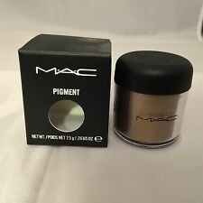 MAC GOLD Pigment EyeShadow EyeShadow .26oz/7.5g BNIB