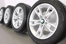 Original BMW X1 E84 17 Zoll Alufelgen Styling 319 Sternspeiche Winterräder RDK *