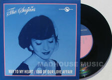 "THE SUGARS 7"" Way Of My Heart Limited Edn Vinyl on Bad Sneekers Label NEW"