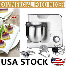 Professional Heavy Duty 1000W Powerful Motor 5.5L Stand Mixer Stainless Steel
