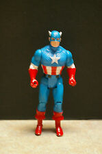 VINTAGE 1990 'CAPTAIN AMERICA' ACTION FIGURE MARVEL SUPERHEROES TB4081