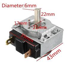 1x DKJ/1~120 Minutes 15A Delay Timer Switch For Electronic Microwave Oven Cooker
