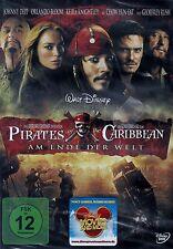 """PIRATES OF THE CARIBBEAN - AM ENDE DER WELT (""""FLUCH DER KARIBIK 3"""") / DVD - NEU"""