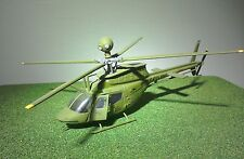 Bell OH-58D Aeroscout Built and Painted for Display 1:72 Scale
