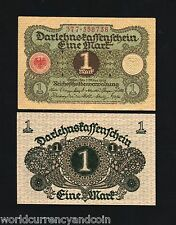 GERMANY 1 MARK P58 1920 WEIMAR REPUBLIC GERMAN UNC CURRENCY MONEY BILL 25 NOTE