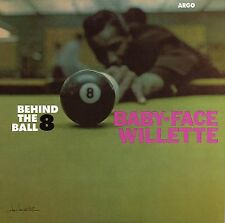 BABY-FACE WILLETTE Behind The 8 Ball ARGO RECORDS Sealed Vinyl LP