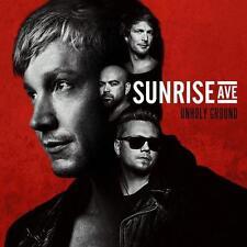 Unholy Ground von Sunrise Avenue (2013) - neu und OVP