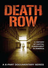 Death Row: A History of Capital Punishment in America (DVD, 2016)