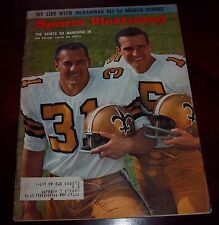 Sports Illustrated  August 14 1967  Taylor and Cuozzo