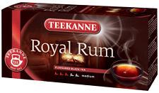 Teekanne Royal Rum tea - black tea with rum grape flavour