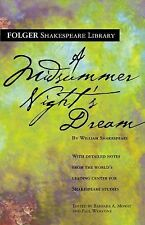 A Midsummer Night's Dream by William Shakespeare (2003, Paperback)
