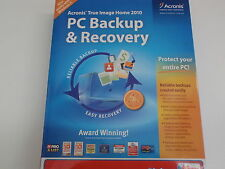 Acronis Ac13tihf0000lb True Image Home 2010 Pc Backup & Recovery Software