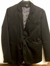 Mens Jacket Blazer By H&M. Size 36R. MSRP $70