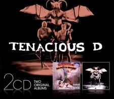 Tenacious D-Tenacious D/The Pick of Destiny (2 CD) 36 tracks Classic Rock Nuovo