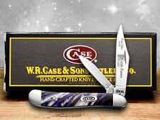 CASE XX Purple Passion 1/500 Peanut Pocket Knives Knife