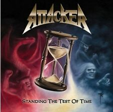 "Attacker ""Standing The Test Of Time"" brand new Factory Sealed CD"