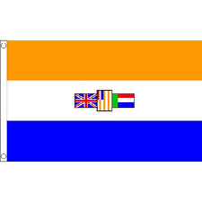 South Africa Old Flag 5Ft X 3Ft African Country Banner With 2 Eyelets New