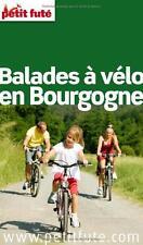Guide Petit Futé 52 Balades à Vélo en Bourgogne 2009-2010 Déstockage Fin Série