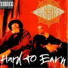 "GANG STARR ""HARD TO EARN"" CD 17 TRACKS NEU"