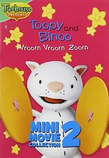 Toopy and Binoo - Vroom Vroom Zoom Mini Movie Collection 2 (DVD) NEW