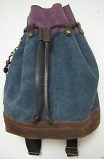 Lucky Brand Fillmore Woman's Backpack-Bookbag-Tote-Purse