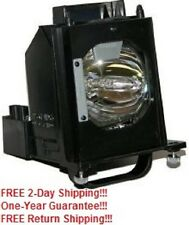 Lamp Housing For Mitsubishi WD-60735 WD-60737 WD-65737 Projection TV Bulb DLP