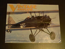 The Vintage Airplane March 1997 Vol 25 #3 The Granville Brothers NR49V Aviation