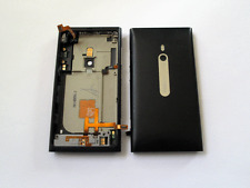 Genuine Nokia Lumia 800 Housing Battery Cover Speaker  Audio Jack Flex Grade C