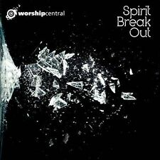 NEW Spirit Break Out by Worship Central CD (CD) Free P&H