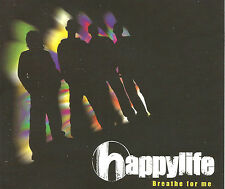 HAPPYLIFE Breathe for me w/ UNRELEASED & INSTRUMENTAL & VIDEO CD single SEALED