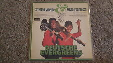 Caterina Valente & Silvio Francesco - Deutsche Evergreens Vinyl LP