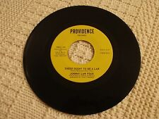 NORTHERN SOUL JOHNNY LAW FOUR THERE OUGHT TO BE A LAW/CALL ON ME PROVIDENCE M-