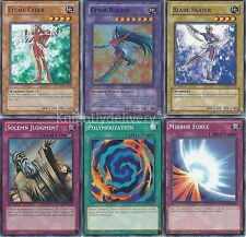 Authentic Alexis Final Deck - Blader - Mirror Force - Solemn Judgment 45 Cards