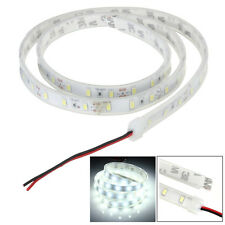 3FT 1M 60 LEDs 5630 SMD LED Strip Light cool White Waterproof 12V Ultra Bright