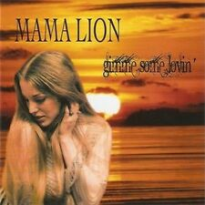 "Mama Lion:  ""Gimme Some Lovin"" (unreleased Album 1973)  Vinyl"