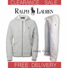 RALPH LAUREN  -GREY MENS NEW Tracksuit  SMALL ****CLEARANCE SALE***
