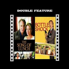 The Song Of Lunch + Bottle Shock ( Alan Rickman ) for Region 2 on DVD