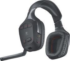 Logitech G930 Wireless Gaming Headset with 7.1 Surround Sound 981-000257