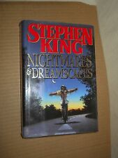 Nightmares & Dreamscapes  by Stephen King   (1993, Hardcover,  Standard Size)