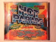 CD Hot parade GABRY PONTE DJ ROSS EIFFEL 65 FARGETTA PREZIOSO EDGE OF UNIVERSE