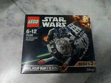 LEGO Star Wars Microfighters Series 3 TIE Advanced Prototype 75128 New MISB